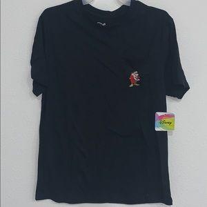 Disney Grumpy pocket T-shirt